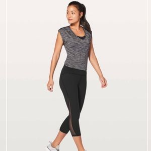 Lululemon Train Times Crop Pant *21""